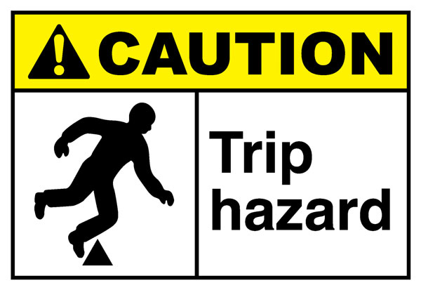 The Objective Of This Lesson Is That Workers Can Identify Slip Trip And Fall Hazards Demonstrate A General Understanding Minimising Eliminating